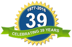 Celebrating 38 Years!